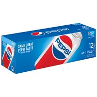 Pepsi Cola 12 Pack of 12oz Cans product image