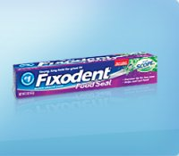 Fixodent Dental Adhesive Cream Scope 2oz. PKG product image