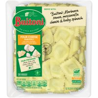 Buitoni Four Cheese Ravioli Family Size 20oz PKG product image