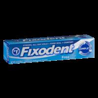 Fixodent Free Dental Adhesive 2.4oz. PKG product image
