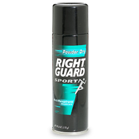 Right Guard Sport Deodorant Anti-Perspirant Powder Dry 6oz Can product image