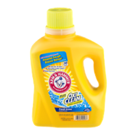 Arm & Hammer Liquid Laundry Detergent with OxiClean 122.5oz BTL product image