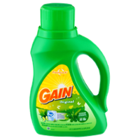 Gain Liquid Laundry Detergent Original fresh 50oz 2x Concentrate BTL product image