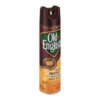 Old English Wood Polish with Lemon Oil Aerosol Spray 12.5oz Can product image