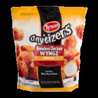 Tyson Anytizers Boneless Chicken Bites Buffalo Style 25.5oz Bag product image