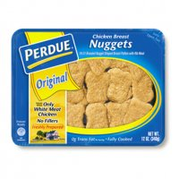 Perdue Original Chicken Nuggets Heat and Serve 12oz PKG product image