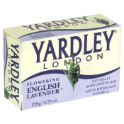 Yardley Bath Soap Flowering English Lavender 4.25oz Bar product image