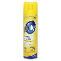 Pledge Furniture Polish Lemon Aerosol Spray 12.5oz Can product image