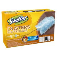 Swiffer Dusters 5 Disposable Dusters with Short Handle product image