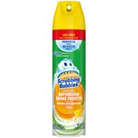 Scrubbing Bubbles Bathroom Cleaner Antibacterial Citrus 20oz Can product image