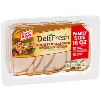 Oscar Mayer Deli Fresh Rotisserie Seasoned Chicken Breast Family Size 16oz PK product image