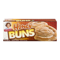 Little Debbie Honey Buns 6CT 10.6oz Box product image