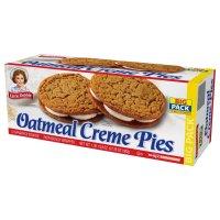 Little Debbie Oatmeal Creme Pies Big Pack 12CT 31.78oz Box product image