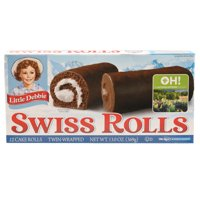 Little Debbie Swiss Cake Rolls 12CT 13oz Box product image