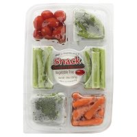 Snack Sensation Vegetable Tray Small w/Lite Ranch Dip 20oz product image