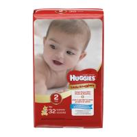 Huggies Little Snugglers Size 2 (12-18 LB) Jumbo Pack 29CT PKG product image