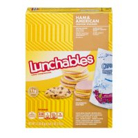 Lunchables Ham & American with Capri Sun 9.1oz Box product image