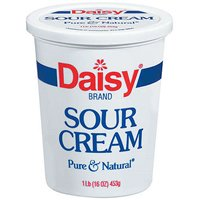 Daisy Sour Cream 16oz. Tub product image