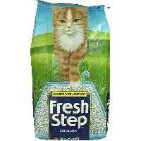 Fresh Step Cat Litter 14LB Bag product image