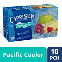 Capri Sun Beverage Pacific Cooler 10CT of 6.75oz EA product image