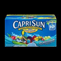 Capri Sun Beverage Splash Cooler 10CT of 6.75oz EA product image