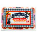 Tennessee Pride Sausage & Biscuits Snack Size 20CT 29oz product image