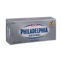 Philadelphia Cream Cheese Brick 8oz. Bar product image