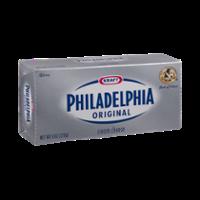 Philadelphia Cream Cheese Brick 8oz. Bar product image