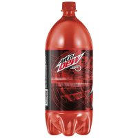 Mountain Dew Code Red 2LTR Bottle product image