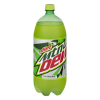 Mountain Dew Diet 2LTR Bottle product image