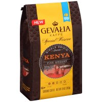 Gevalia Kaffe Special Reserve Kenya Fine Ground Coffee 10oz Bag product image