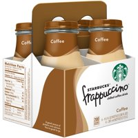 Starbucks Frappuccino Coffee 4PK of 9.5oz Bottles product image