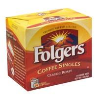 Folgers Classic Roast Singles 19CT 3oz Box product image