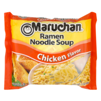 Maruchan Ramen Noodle Soup Chicken Flavor 3oz PKG product image