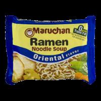 Maruchan Ramen Noodle Soup Oriental Flavor Ramen Noodles 3oz PKG product image