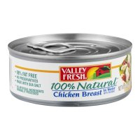 Valley Fresh 100% Natural Chicken in Water 5oz Can product image
