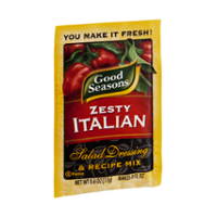 Good Seasons Zesty Italian Salad Dressing Mix .6oz PKT product image