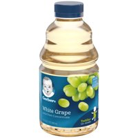 Gerber Juice White Grape 32oz BTL product image