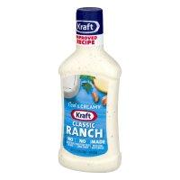 Kraft Salad Dressing Classic Ranch 16oz BTL product image