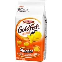 Pepperidge Farm Goldfish Cheddar 6.6oz PKG product image