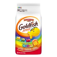 Pepperidge Farm Goldfish Crackers Colors Cheddar 6.6oz Bag product image