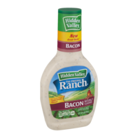 Hidden Valley Ranch Dressing With Bacon 16oz product image
