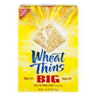 Nabisco Wheat Thins Big 8oz Box product image