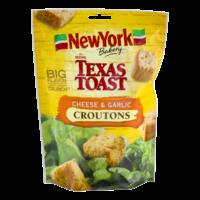 New York Texas Toast Cheese & Garlic Croutons 5oz Bag product image