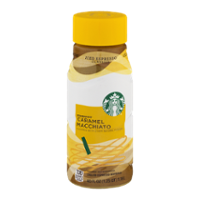 Starbucks Caramel Macchiato Chilled Espresso Beverage 40oz BTL product image