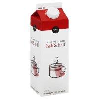 Store Brand Half and Half 32oz(1 Quart) Carton product image
