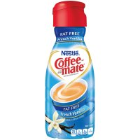 Nestle Coffee-mate French Vanilla Fat Free 32oz BTL product image