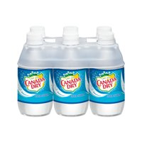 Canada Dry Club Soda 6PK of 10oz Bottles product image