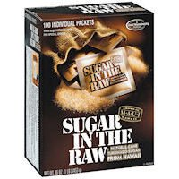 Sugar In The Raw Natural Cane From Hawaii Packets 100CT Box product image
