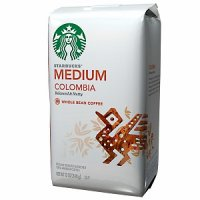 Starbucks Coffee Colombia (Ground) 12oz Bag product image